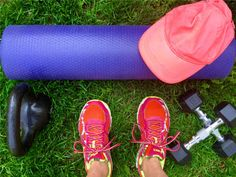 Summer is the perfect time to find fun outdoor activities that move your body... But if you need a little coaxing to get started - Read This! How to Love Exercise | Kale & Chocolate