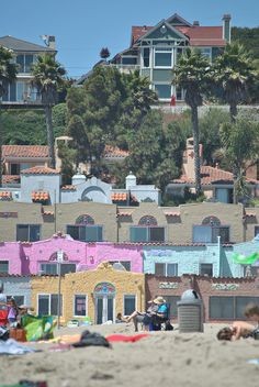Capitola, CA by PurelyPixel, via Flickr Capitola is a city in Santa Cruz County, California, United States, on the coast of Monterey Bay. The population was 9,918 at the 2010 census.