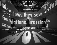 Projections: Vienna (2006), by Jenny Holzer
