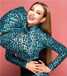Thalia Sodi Collection, Beauty Queens, Diva, Athletic, Style Inspiration, Model, Singers, Famous Artists, Women