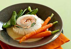Roulade de la merVoir la recette de la Roulade de la mer >>