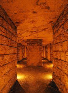 The forbidden underground of Paris.....Montsouris Quarter, the Mines of Paris, Grand Réseau Sud, Paris XIV