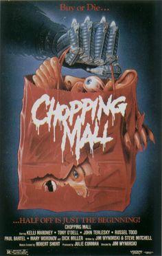 Peliculas en gigasize: Killbots (1986) (Chopping Mall)[Terror][DVDrip][Español]
