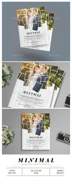 Photography Flyer Magazines, Photoshop and Http\/\/www - wedding flyer