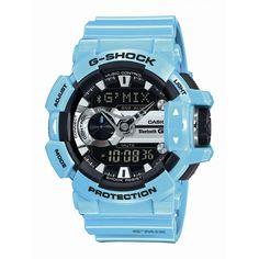 CASIO G-Shock Bluetooth GBA-400 -2CER