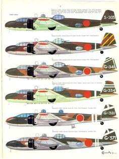35 Mitsubishi-Nakajima G3M1 Kusho & L3Y1 Page 26-960