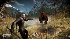 the witcher 3 gameplay Wallpaper