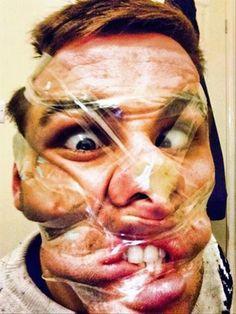 When Scotch Tape Attacks! – 38 Pics