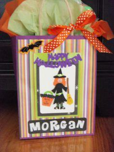 Halloween Gift Bag 2012