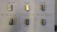 Eindringprüfverfahren: Metallographische Prüfverfahren und Ultraschall Prüfverfahren (Labor Werkstoffkunde ) - Laborbericht Maschinenbau Materials Science, Mechanical Engineering, Ultrasound