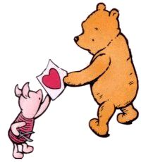 Winnie the Pooh Pictures - classic Winnie the Pooh...Love you!