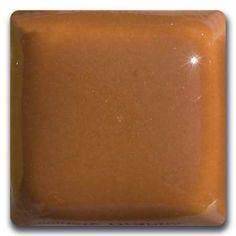 MS-65 Rusty Orange Glaze