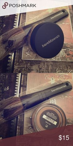 💕NEW💕 BareMinerals Travel Faux Tan Full Face. Brand New!!! BareMinerals Travel ✈️ Mini: Mini Faux Tan.  Great to keep in purse to get a just-vacationed look 🤗 📌 No Trade ✔️ Let the bundle discount offset your shipping cost! I also carry TOO Faced, Bobbi Brown, Tarte, CLINIQUE and so much more.. 🌼Please keep Poshmark fees in mind & be KiND! 🌼 bareMinerals Makeup Bronzer
