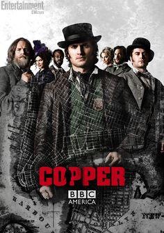 Copper BBC America S2