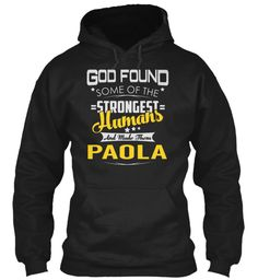 PAOLA - Strongest Humans #Paola