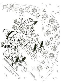 La maestra Linda: Inverno