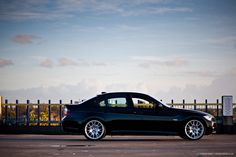BMW 320d M Sport Mods - BMW 3-Series