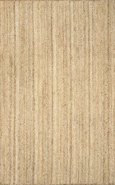 """The Jute fiber, also known as the """"Golden Fibre"""", is known for both its durability and comfort underfoot. Jute and other natural fiber rugs are a great addition to any room seeking a elegant yet classic look."""