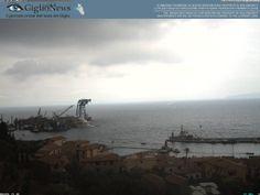 Salvage of the Costa Concordia  2013-09-28