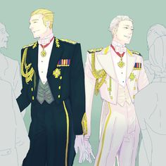 Germany and Prussia <3