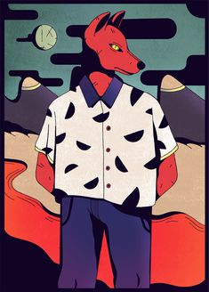 Red dog - lilidesbellons
