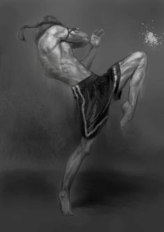 Muay Thai ... this is just really cool.                                                                                                                                                                                 More