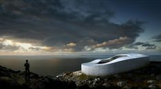 National Gallery of Greenland / BIG + TNT + Ramboll + Arkitekti