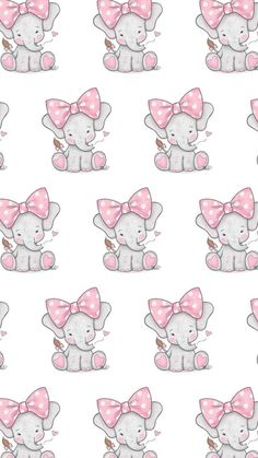 Girl pink gray elephant clipart - MyKingList.com Baby Elephant Drawing, Grey Elephant, Elephant Art, Elephant Nursery, Cute Elephant, Baby Shawer, Baby Art, Baby Decor, Baby Shower Decorations