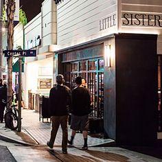 Little Sister restaurant - Manhattan Beach, CA
