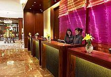 JW Marriott Bogota Hotel review