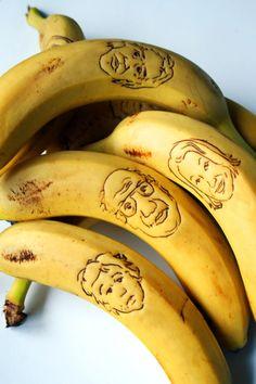 designer bananas