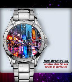 New Wristwatch The Kia Logo Men's Sport Watch Judas Priest, Mens Sport Watches, Watches For Men, Haddock Tintin, Saleen Mustang, Ford Mustang, All Black Men, Polo Ralph Lauren, Camo Men