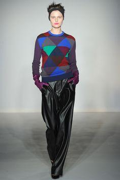 New York Fashion Week: Clements Ribeiro, Fall 2012