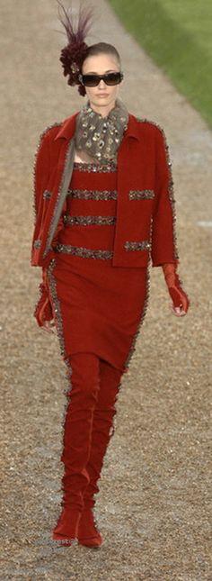 Chanel, Autumn/Winter 2007, Haute Couture