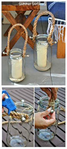 25 Awesome DIY Crafting Ideas For Working With Ropes 12
