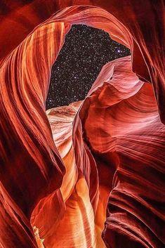 Anterope Canyon