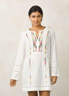 e4a1bdf1f8 Lahela Tunic | Long Sleeves & Relaxed Fit Cover-Up | prAna Princess Seam,