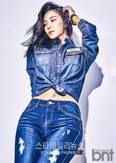 NS Yoon G Poses for International bnt | Koogle TV