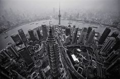 A History of Future Cities: The Rise of New Shanghai: Places: Design Observer Mobile