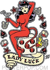 Vince Ray Lady Luck