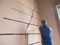 #crackrepair #wallscrackrepair #crackrepairservice #underpinning #underpinningservice  http://completeunderpinning.com.au