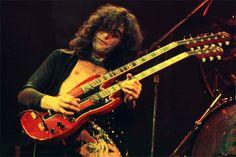 9 de enero – Considerado uno de los mejores y mas influyentes guitarristas de la historia de la música Jimmy Page cumple hoy 71 años