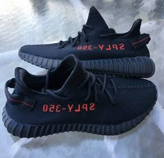 Pirate Bred Yeezy 350 BOOST V2s are CLEAN. Coming soon