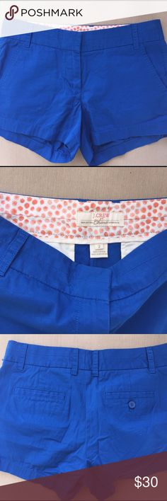 J crew shorts Pre owned barely worn short in size 2 . Still in mint condition J. Crew Shorts