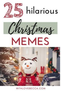 The funny Christmas memes parents need to laugh through the holiday season!