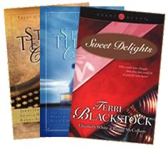Terri Blackstock is a Christian Fiction writer. She is one of my favorite authors