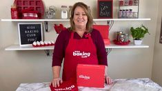 Baking Kits Include: • 5 step-by-step photo recipes • Baking tools • Decorating supplies • Baking lesson • Shopping lists • Online decorating tutorials • BONUS Apron with first kit • KidsBakingClub.com