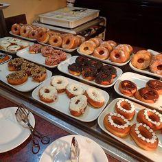 Doughnut buffet at Riu Palace Riviera Maya - Riu Hotels & Resorts