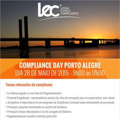 Compliance Day Porto Alegre - 28/05/2015