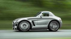 Smart car Mercedes body kit